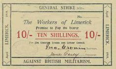 How the syndicalist idea of a general strike contributed to the independence of Ireland. Irish Independence, General Strike, Ireland Pictures, Irish Roots, Birth Year, Political Issues, Luck Of The Irish, Writing, History