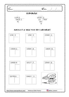 Caderno pedagógico situações - problema 5º ano atividades para imprimir — SÓ ESCOLA Education, Words, Dyscalculia, Note Cards, Onderwijs, Learning, Horse