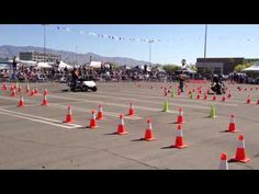 Quinn Redeker at Police Motorcycle Competition in Tucson AZ http://setcomcorp.com/supermic.html