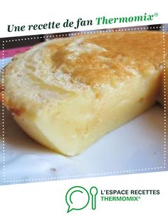 """Pierre Perret cake """"Millassine"""" by sabmelines. A fan recipe to find in the category Desserts & Sweets on www.espace-recett …, from Thermomix®. Healthy No Bake Cookies, Easy Cookie Recipes, No Bake Desserts, Chefs, Dessert Light, Peanut Butter No Bake, Thermomix Desserts, Cooking Chef, Recipes"""