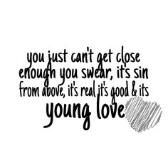 young love by kip moore