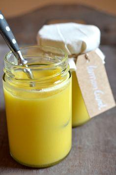 Rezept für selbst gemachtes Lemon Curd (www.rheintopf.com)