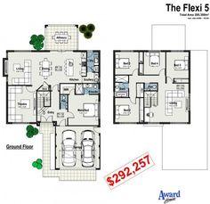 Son Tasarım Tek katlı ev planları plan örnekleri resim galerisi