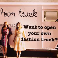 Fashion trucks: serious business in the US, breaking the scene in the UK with revolutionary retailer Boutique in a Bus. Want to be involved? email info@boutiqueinabus.com
