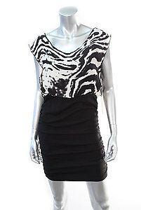 ALICE + OLIVIA CLAUDIE SLOUCHY BLOUSON DRESS Size Large  Retail: $297  PlushAttire.Com Price: $109  63% OFF RETAIL!  #fashion