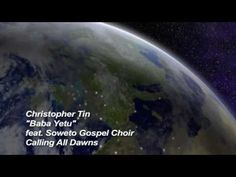 "Christopher Tin - Baba Yetu (Official Music Video)  The theme to Civilization IV made history last night by becoming the first song written specifically for a video game to win a Grammy award. Composer Christopher Tin accepted the award for Best Instrumental Arrangement Accompanying Vocalists for the song ""Baba Yetu"" {wiki}. The lyrics are the Lord's Prayer in Swahili. Vocals are by the Soweto Gospel Choir. This video is for those who love the song and for those not familiar with it."