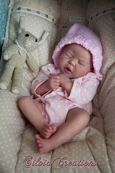 Reborn baby doll kit Chiara by Eva Brilli in Dolls & Bears, Dolls, Reborn | eBay