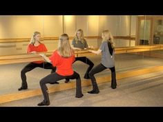 Pure Barre Workout For Inner Thighs | Leg Workout | POPSUGAR Training Club