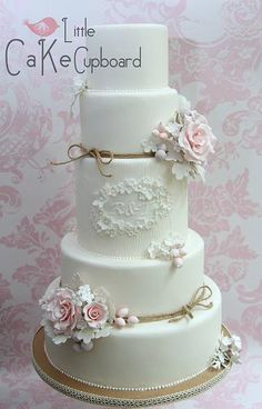 Little Cake Cupboard | Wedding Cakes