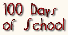 100 Days of School Activities and Ideas - Printables, activities, links, resources, and The First 100 Days, 100 Days Of School, School Stuff, 100s Day, 100 Day Celebration, Busy Teachers, Hundred Days, Bookmark Template, Magic Number