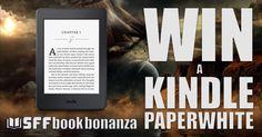 Kindle Paperwhite Giveaway  http://sffbookbonanza.com/giveaways/kindle-paperwhite-giveaway/?lucky=3384