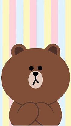 brown and cony 9 Lines Wallpaper, Bear Wallpaper, Kawaii Wallpaper, Cute Wallpaper Backgrounds, Cartoon Wallpaper, Flower Wallpaper, Iphone Wallpaper, Beautiful Flowers Wallpapers, Simple Wallpapers