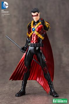 Pre-Order Kotobukiya DC Comics Red Robin ARTFX+ Statue