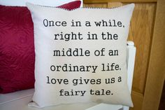 Stenciled Canvas Pillow  18x18 by JoaniesFavoriteThing, https://www.etsy.com/listing/156527198/stenciled-canvas-pillow-cover-18x18?ref=shop_home_active