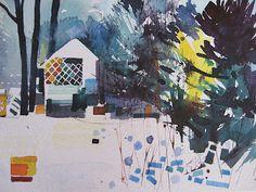 Artists' Journal Workshop: Meet Pat Southern-Pearce--Interview #19!