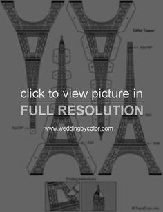 EiffelTowerFolding.jpg- Free Wedding Blogs & Brides' Online Community