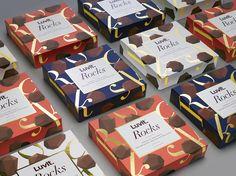 Pralines are Trending Again, Thanks to LuvIt Rocks — The Dieline   Packaging & Branding Design & Innovation News