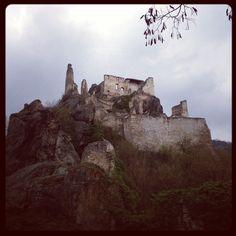 Durnstein Castle Ruins, Austria