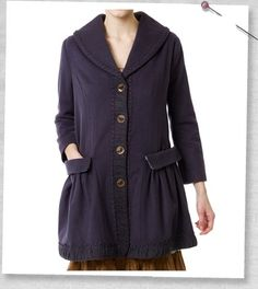 Odd Molly - Edon Melton Coat