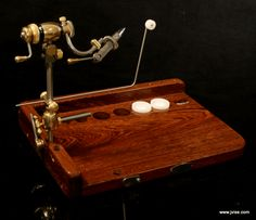Fly Tying Vice, Fly Fishing, Fishing Lures, Tools, Benches, Group, Board, Fly Tying, Miniatures