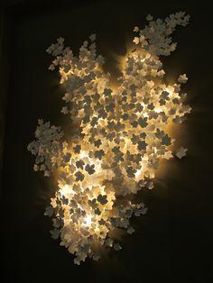 The Studio Harrods visits Maison & Objet - Art et Floritude Lighting Sculptures
