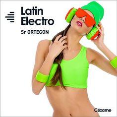 """New album """"Latin Electro"""" by Sr Ortegon  #DjProducer #Palmacocorecords #EDM #LatinHouse #TribalHouse"""
