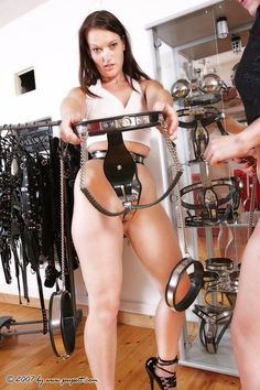 Remarkable, bondage and chastity equipment