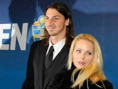 GOSSIP OVER THE WORLD: Zlatan Ibrahimovic and Helena Seger son can alread...