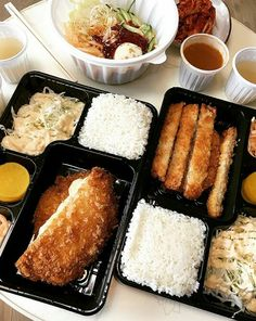Korean convenient store lunch like a restaurant's Think Food, I Love Food, Good Food, Yummy Food, Food Platters, Food Goals, Korean Food, Korean Street Food, Aesthetic Food