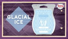 Scentsy Fall Winter 2017 Glacial Ice scent