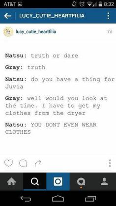 CREATE A NEW LIE GRAY. U HAVE NO SUCH THING LIKE CLOTHES.
