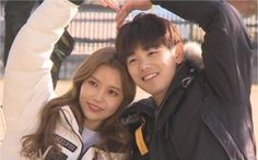 Eric Nam and MAMAMOO's Solar celebrate their final time together on 'We Got Married' http://www.allkpop.com/article/2016/11/eric-nam-and-mamamoos-solar-celebrate-their-final-time-together-on-we-got-married