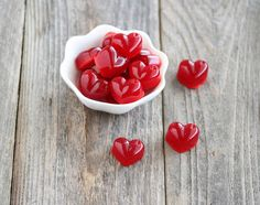 Simple to Make!   Homemade Fruit Snacks/Gummy Candy   » KirbieCravings.com