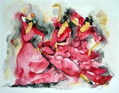 Flamenco rojo