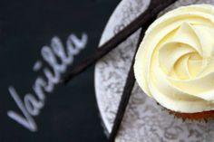 Vanilla Cupcakes, Icing, Desserts, Food, Tailgate Desserts, Deserts, Essen, Postres, Meals