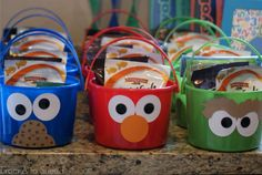 From A to Sneed: {Happy Birthday} Alexander's 1st Birthday Party - Sesame Street Style