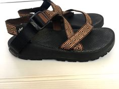 d6a57f91010563  100 Chaco Men s size 8 Z 1 Unaweep Colorado Sport Sandal Shoes Hike Strap