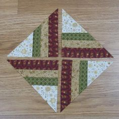 Free Pattern - Whirlwind Quilt Block – Quilting For Beginners Made Easy Quilting for begi Strip Quilt Patterns, Patchwork Quilt Patterns, Beginner Quilt Patterns, Strip Quilts, Quilting For Beginners, Patch Quilt, Pattern Blocks, Patchwork Tutorial, Afghan Patterns