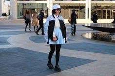 NYFW Fall '14 Street Style | NYLON