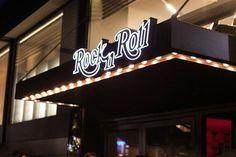 Athens Greece Nightlife - The Rock'n'Roll night club in Kolonaki area