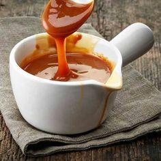 Caramel au beurre salé avec thermomix