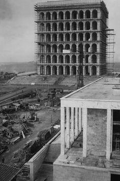 Giovanni Guerrini  Palazzo della Civiltà Italiana