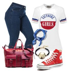 """""""Casual"""" by alice-fortuna on Polyvore featuring Être Cécile, Converse and Banana Republic"""