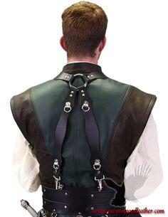 Kestrel Suspenders
