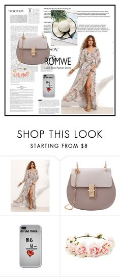 """""""Romwe 10"""" by ermina-camdzic ❤ liked on Polyvore featuring Forever 21 and romwe"""