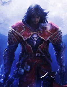 Gabriel from Castlevania Lords of Shadows PS3