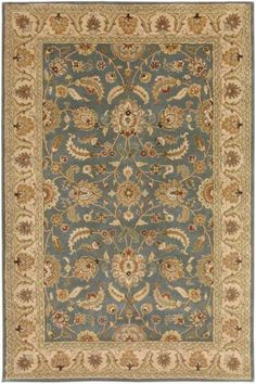 In red - Toulouse Rug - Wool Rugs - Traditional Rugs - Rugs | HomeDecorators.com