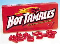 hot tamale candy ❤