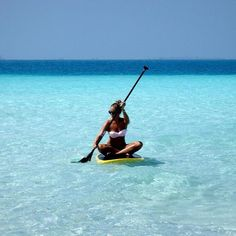 Paddling the Caribbean