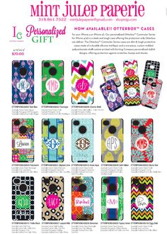 personalized otter box iphone covers